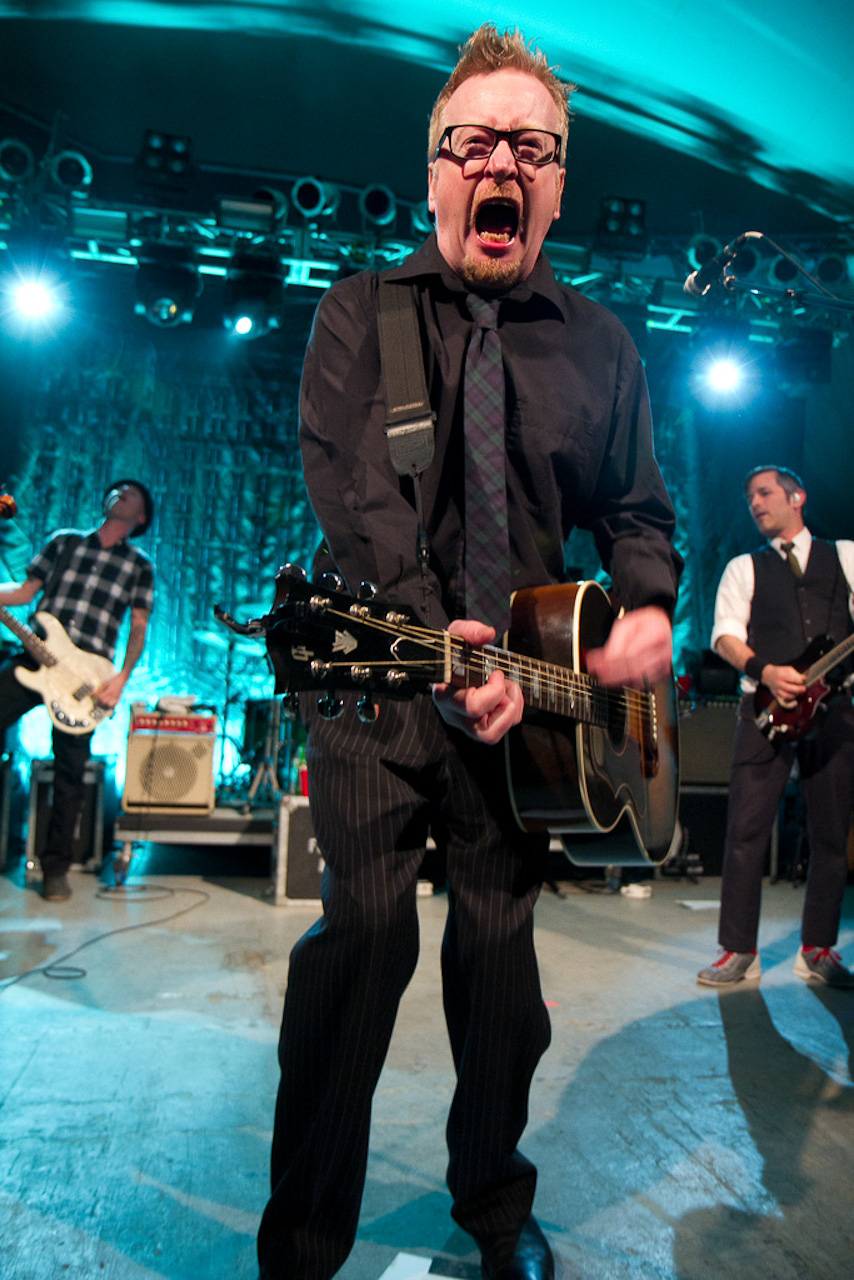 Flogging Molly - Dave King